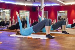 Pilates-Gruppenkurse in Hamburg