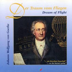 """""""Goethe – Der Traum vom Fliegen"""", Aviatic Verlag. Gesamtgestaltung. Christina v. Puttkamer"""