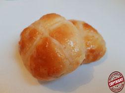 hot cross buns anglais sans gluten sans lactose