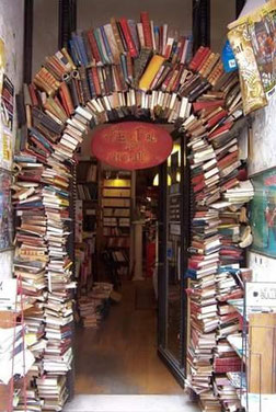 Bookshop, Lyon, France