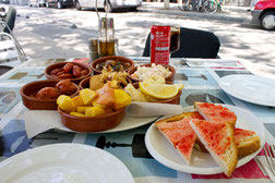 ресторан в Барселоне, гастрономия Барселоны