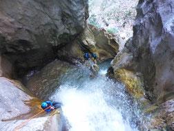 canyon des écouges Grenoble