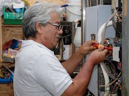 Küchengeräte für Gastronomie repariert AR-Küchentechnik im Oberland