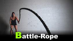 Crossfit mit Rope im GYM Fürth