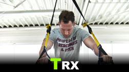 TRX Training inklusive Einweisung GYM Fürth