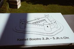 Das Kastell Boiotro