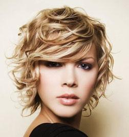 peinado para triángulo invertido Foto: Mil Peinados