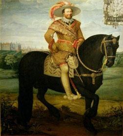 Herzog Johann Albrecht, Friese