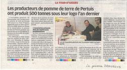 La Provence 28 janvier 2013
