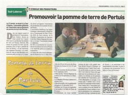 Vaucluse agricole 8 février 2013
