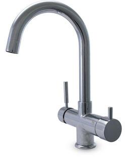 rubinetto cinque vie