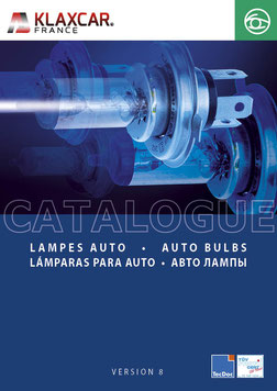 catalogue Lampes 28 pages  - 4 langues