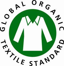 Дрехите на Shushulka се произвеждат от сертифициран органичен памук по стандарта GOTS