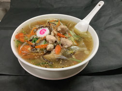 This is the Ramen shop Poroharu.Our shop is near the station Fussa.We have many kinds of foods,and we are proud of the large amount.Our shop is also near the Yokota Air Base,so many Americans visit hear.We can speak in English and you can pay dollars.