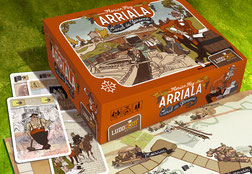 2010 Avril  : Arriala