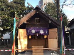 恵比寿神(富岡八幡宮)
