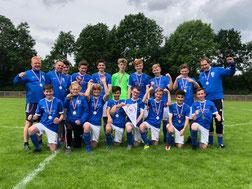 Kreismeister Kreisliga Mitte Saison 2018/2019