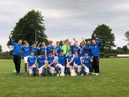 Kreispokalsieger Saison 2018/2019