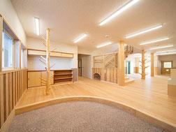 まつのき保育園 設計 静岡県浜松市