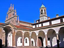Visita Certosa Garegnano
