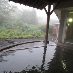 ライジングサン露天風呂です