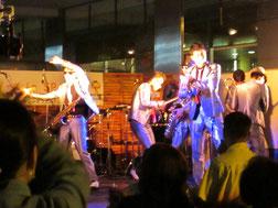 夜もRock&Bluesで盛り上がりました!
