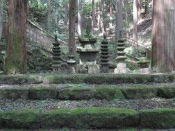 重要文化財 石造多宝塔です