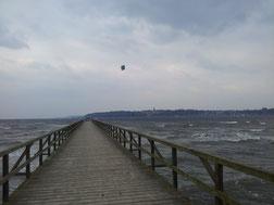 Ostseebad mit Kitserfer