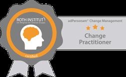 Change Management Ausbildung Zertifikat Practicioner