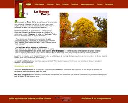 La Rouge Porte élagage taille soins aux arbres Nord Pas de Calais
