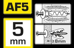 hier kann man Kragendübel AF5 kaufen