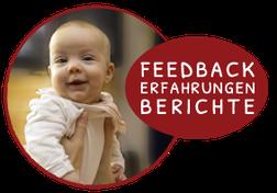 Feedback, Erfahrungen, Berichte