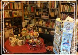 """Das gemütliche Buchlädchen """"Sweet Things & Stories"""" ist das Zuhause des online-shops"""