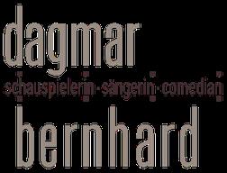 Dagmar Bernhard – Schauspielerin · Sängerin · Comedian – Logo