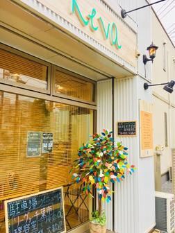 千葉駅理容室バーバーヘアサロンリーヴァ写真