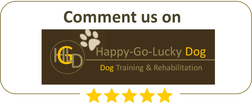 Happy-Go-Lucky dog Rate & review