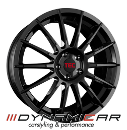 TEC AS2 Speedwheels Schwarz