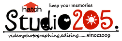 hatch-Studio205のロゴ