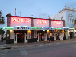 """Sloppy Joe's"""