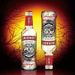 smirnoff, xola, bottle, smirnoffice, rinpaeshidan