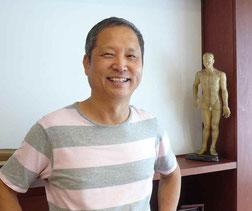 東洋医学を担当する宋福茂さん
