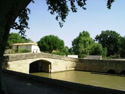écluse de raonel à Narbonne