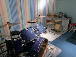 ドラム室画像
