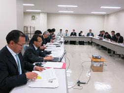 四国からは日本プロテクトの加賀山社長,有木部長,それに私が参加した。