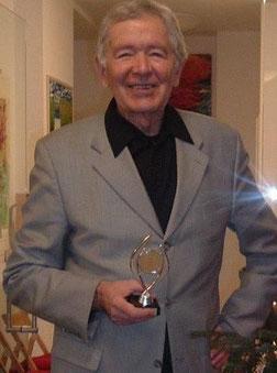 Der Gewinner des Dortumunder Backgammon-Cups 2015: Bobby