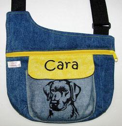 Gassitasche,  Tasche , Hund, Labrador