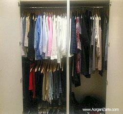 Orden de armario - www.aorganizarte.com