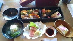 日本料理(Sunainosato)