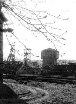Grube Camphausen, Hammerkopfturm