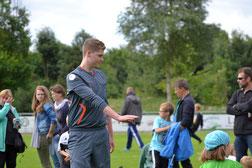 Jan-Malte Fedde leitete souverän die Spiele